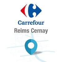 Carrefour Reims Cernay