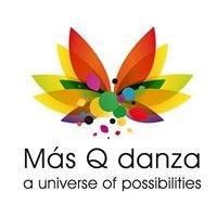 MasQdanza. La danza, eventos y bailarines profesionales.