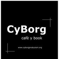 CyBorg cafè y book