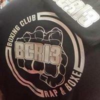"""BCR13 Marseille  """"Asso Rap'n boxe"""""""