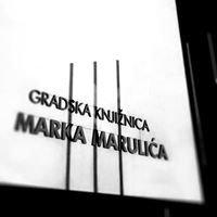 Gradska knjiznica Marka Marulica Split