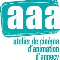 AAA, Atelier de Cinéma d'Animation d'Annecy et de Haute-Savoie