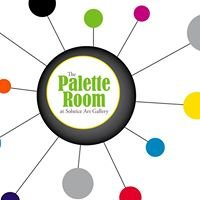 The Palette Room at Solstice Art Gallery