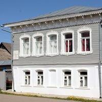 Музей-Квартира К.Э.Циолковского в Боровске