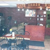 Cafe grain d'or