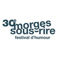 Morges-sous-Rire festival d'humour