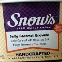 Snow's Ice Cream Co