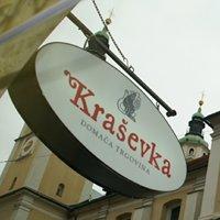 Domača trgovina Kraševka