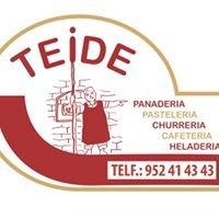 Cafetería Panaderia  Teide