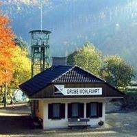 Besucherbergwerk Grube Wohlfahrt