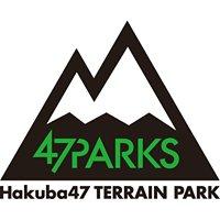 47PARKS(Hakuba47 Terrain Park)
