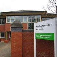 Nottingham Archives