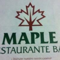 Restaurante Maple