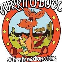 El Burrito Loco- Fayetteville