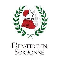 Débattre en Sorbonne