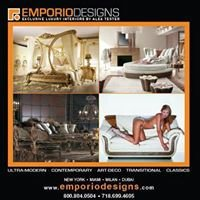 Couture Furniture Collections By Alex Tester - www.emporiodesigns.com