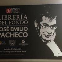 Jose Emilio Pacheco del Fondo de Cultura Económica. UNACH
