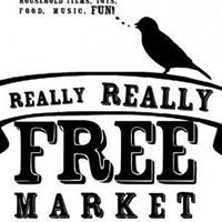 Really Really Free Market Greenville NC