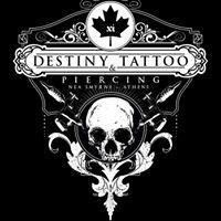 Destiny Tattoo