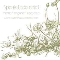 Speak chic hemp & organic