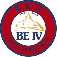 Be IV - BDE Sorbonne Université