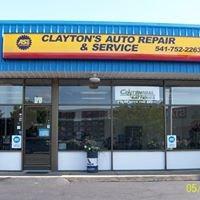 Clayton's Auto Repair & Service