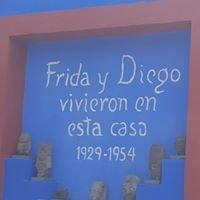 Museo Frida Kahlo Casa Azul Coayacan