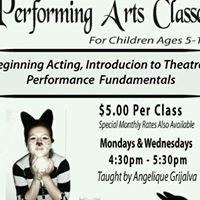 Performing Arts Classes at Reflections Dance Studio