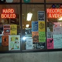 Hard Boiled Records Chicago