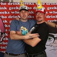 Geeks Who Drink at Krazy Karls Pizza