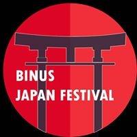 Binus Japan Festival