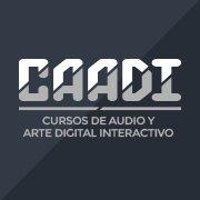 CAADI -  Cursos de Audio y Arte Digital Interactivo
