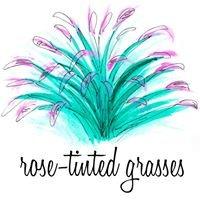 rose-tinted grasses