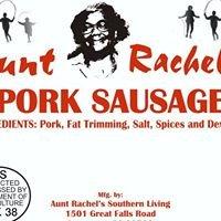 Aunt Rachel's Pork Sausage