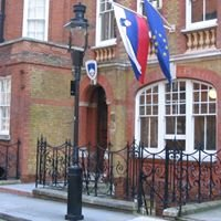 EMBASSY OF THE REPUBLIC OF SLOVENIA IN LONDON
