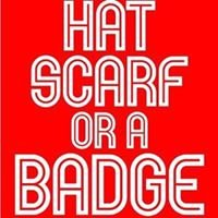 Hat Scarf Badge