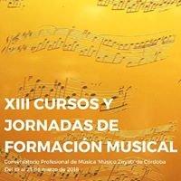 "Conservatorio Profesional de Música de Córdoba ""Músico Ziryab"""