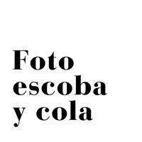 Foto Escoba y Cola. Gerardo Sanz Fotógrafos.