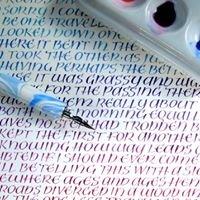 Oakleaf Calligraphy