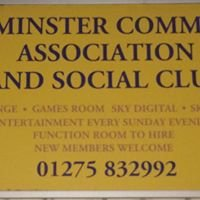 Sturminster and Stockwood Community Association and Social Club