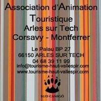 Association d'Animation Touristique  Arles sur Tech   Corsavy   Montferrer