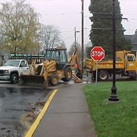 Newberg Public Works Maintenance Division