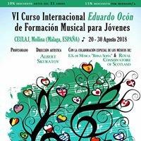 """Curso Internacional """"Eduardo Ocón"""""""