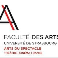 Arts du Spectacle - Université de Strasbourg