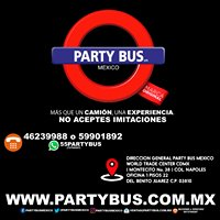 Party Bus Mexico