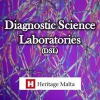 Diagnostic Science Laboratories - Heritage Malta