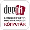 Debreceni Egyetem Egyetemi és Nemzeti Könyvtár - DEENK