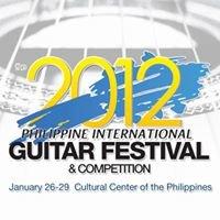 Philippine Guitar Festival