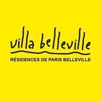 Villa Belleville - Résidences Paris Belleville