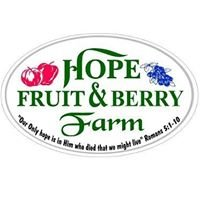 Hope Fruit and Berry Farm